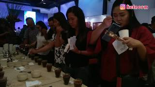 Cupping Game