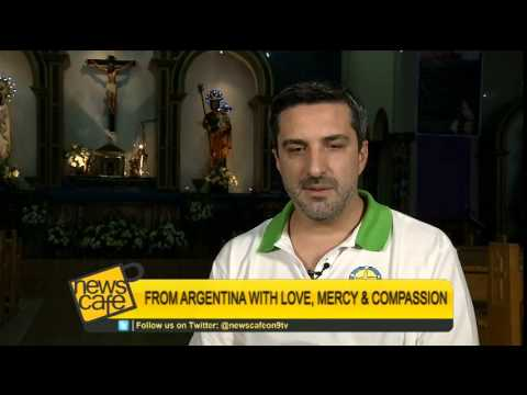 News Cafe Episode 111: From Argentina with Love, Mercy & Compassion