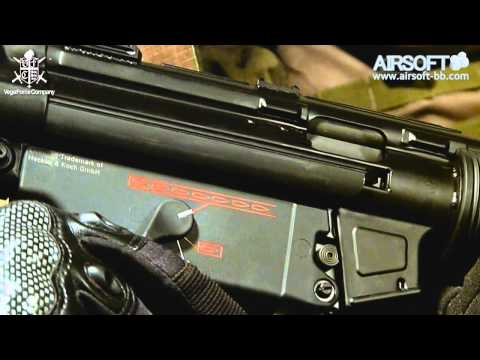 VFC MP5SD3 / MP5SD6 GBB UMAREX primera impresión por www.airsoft-bb.com