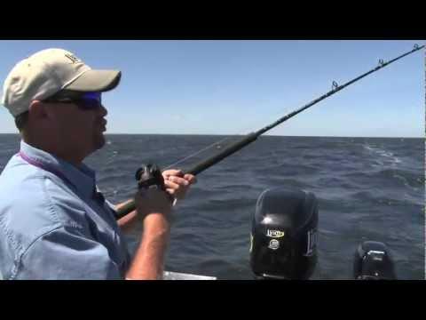 Fish Ed. Leadcore Trolling for Deep Walleye