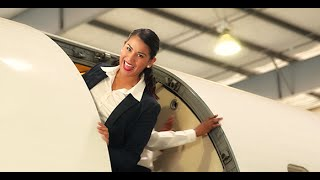 Flight Attendant At 19!? Mesa Airlines Introduction❤️