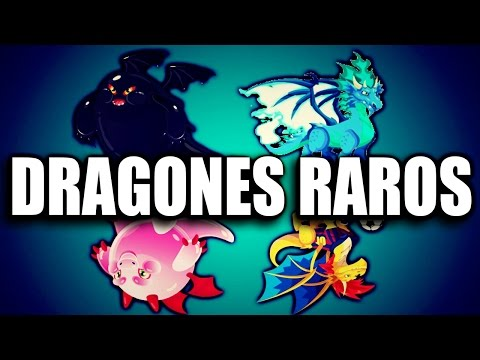 Dragon City Combinaciones de Dragones Seguras
