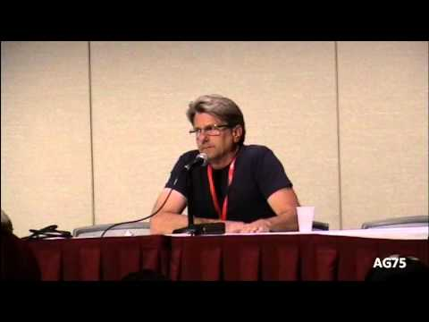 Power Morphicon 2012: Ron Wasserman Panel