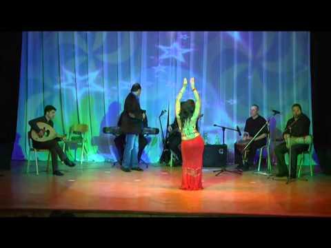 Yassmin Russian Belly Dancer. Azab Ya Habibi video
