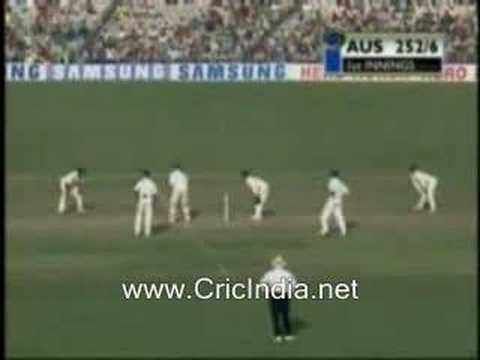Harbhajan Singh  Hat-Trick Against Australia