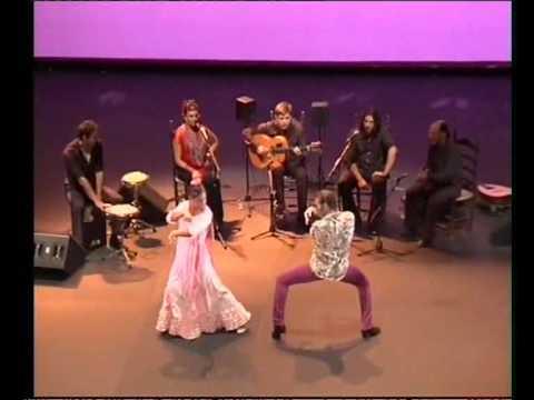 Israel Galvan, Pastora Galvan, Pedro Sierra, La Tobala, Jose CArmona, EL Bobote, Jose carrasco.avi