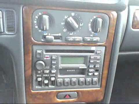 1998 Volvo V70 XC - YouTube