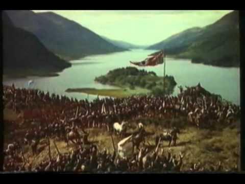 Runrig - David Niven - Bonnie Prince Charlie Film - King Of Scotland video