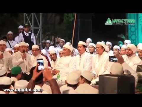 Ucapan Ulang Tahun Versi Habib Rizieq - Mabruk Alfa Mabruk