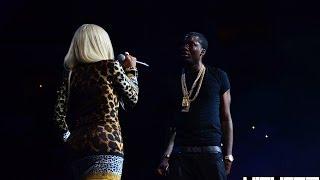 Meek Mill brings out Nicki Minaj & French Montana at PowerHouse 2013
