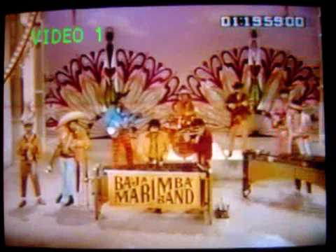 Baja Marimba Band Hey Jude 1969 Hollywood Palace
