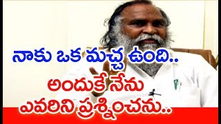 Congress Jagga Reddy Clear Cut Explanation About Kaleshwaram Project | #PrimeTimeDebate