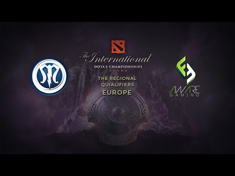 MMC vs Aware, TI4 EU Qualifier, Round 10