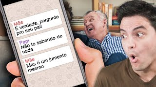 PAIS NO WHATSAPP!