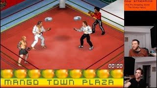 The Humor Havoc - Fire Pro Wrestling World Ep. 27