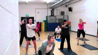Kettlercise - Energy Gym   22 Oct 2011