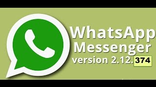 How to Update Latest Version of WhatsApp Messenger 2.12.374 With New Improvements & Emoji