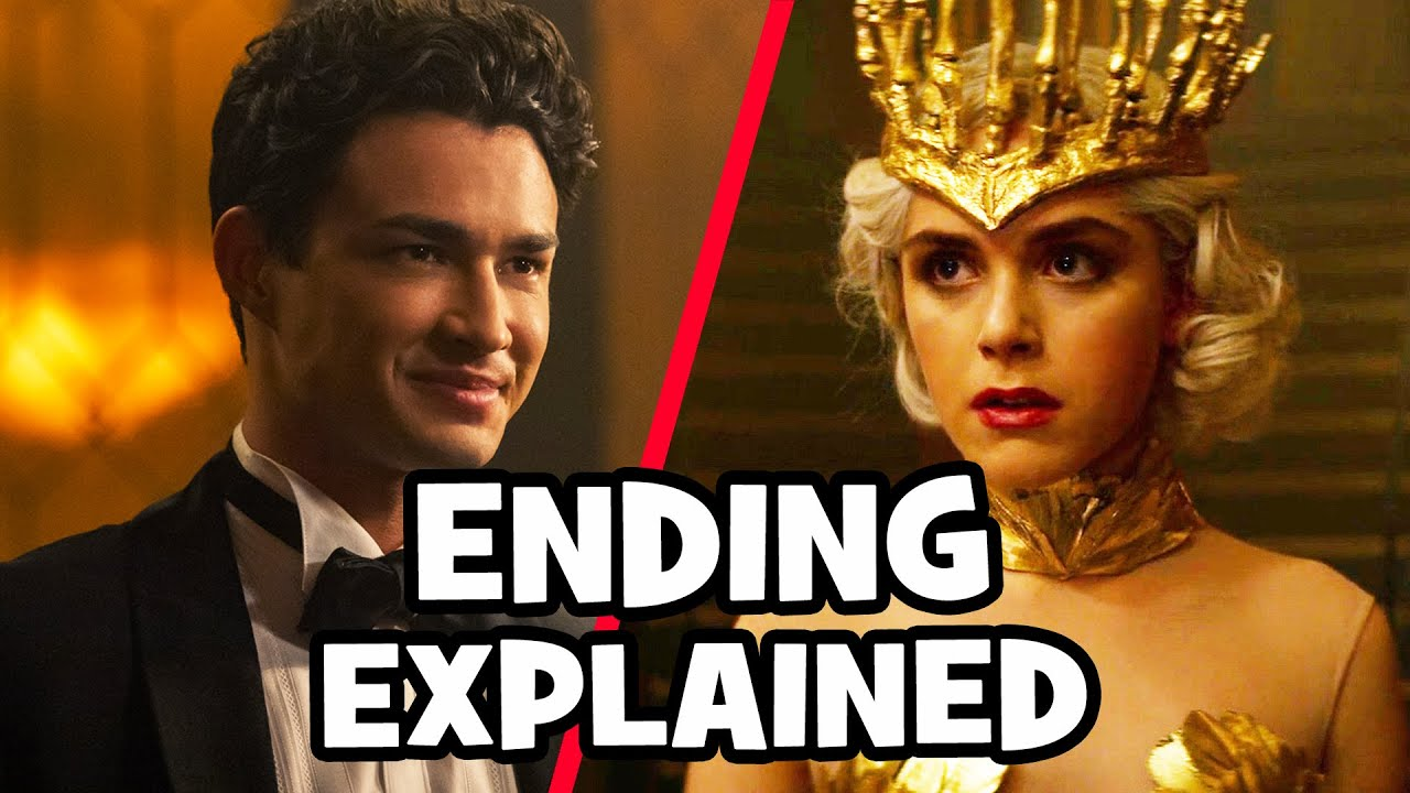 CHILLING ADVENTURES OF SABRINA Season 2 Ending Explained + Season 3 Theories