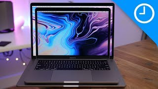 Review: 2018 MacBook Pro - more than skin deep