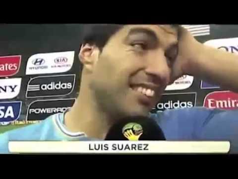 Por que Luis Suárez Mordió a Giorgio Chiellini