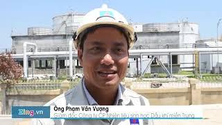 Ethanol Dung Quất trở lại sau 3 năm tạm dừng