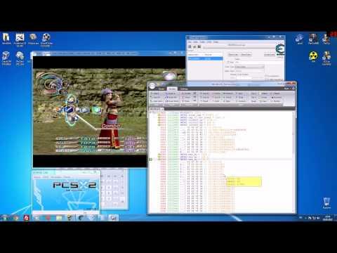 Реверсинг и взлом PlayStation 2 - Grandia 3 (видео урок #14). Видео добавл