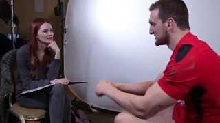 Alexandra Evans Meets Sam Warburton