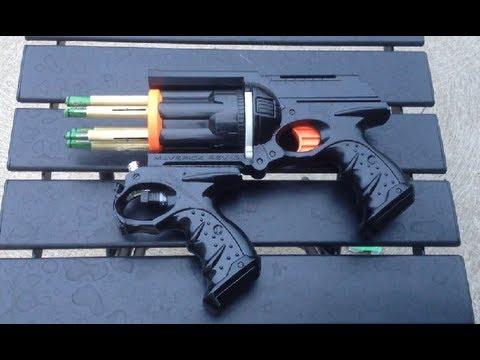 how to make a revolver