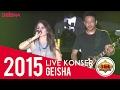ASYIKNYA .. 'GEISHA - TERLALU MANIS ARANSEMEN REGGAE (LIVE KONSER CIREBON 20 MEI 2015)