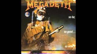 Watch Megadeth Liar video