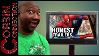 Honest Trailer Spider-Man Homecoming Reaction