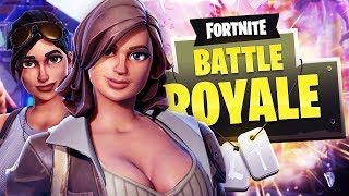 DUOS FORTNITE BATTLE ROYALE!