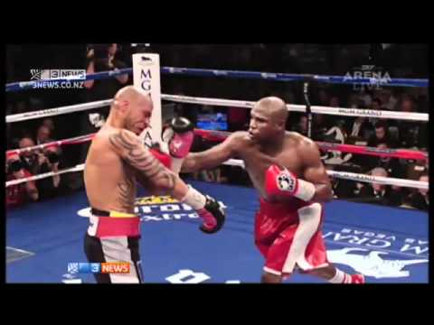 VIDEO HIGHLIGHTS: Floyd Mayweather Jr Vs Miguel Cotto, Boxing 2012