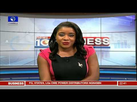News@10: Lagos State Govt. Target Massive Investment In Infrastructure 31/12/15 Pt. 3