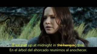 El Arbol del Ahorcado Lyrics Ingles-Español Sinsajo Parte 1