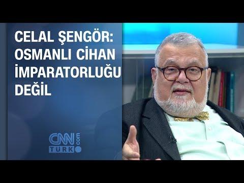 Celal Şengör: Osmanlı cihan imparatorluğu değil