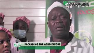 SMEs PACKAGING FOR EXPORT