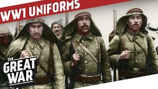 Ottoman Uniforms of World War 1 I THE GREAT WAR Special