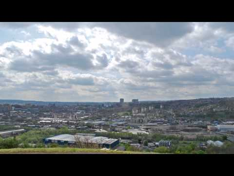 Sheffield Timelapses 2012 - 1080p HD