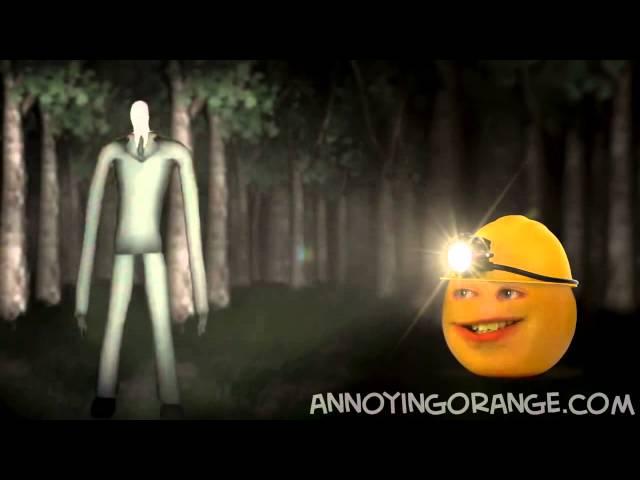 Otravný Pomeranč  vs  Slender  - Fénix ProDabing