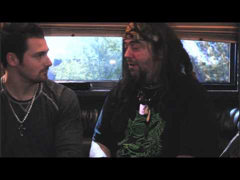 Soulfly Interview with Max Cavalera on 2012 US Enslaved Tour