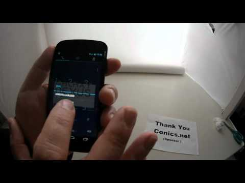 Samsung Galaxy Nexus how to restore your IMEI number after running unlock