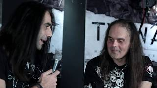 Acid Death Interview and Reality and Fear (Live at Tv War, powered by Uncle Chronis Tattoo)