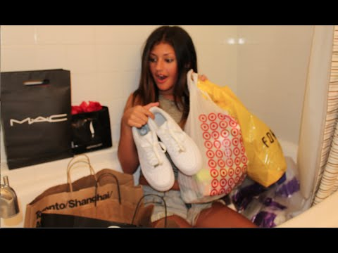 Back 2 School Clothing Haul! Brandy, American Apparel, F21 & More