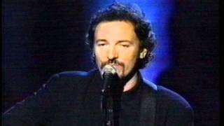 "Bruce Springsteen ""Angel Eyes""  1995"