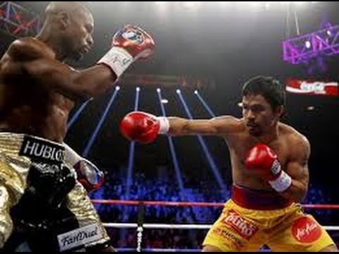 Floyd Mayweather vs Manny Pacquiao - Full Fight Highlights 2015 (NO FAKE)