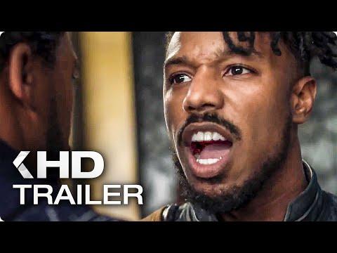 BLACK PANTHER International Trailer (2018)