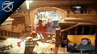 FFA GOD PLAYING GEARS OF WAR JUDGMENT in 2018 (Live FFA Gameplays)