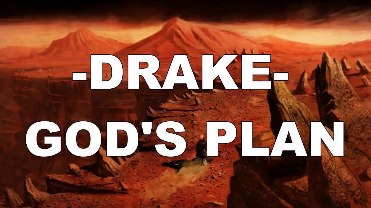God's plan lyrics