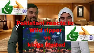 Pakistani reacts to | kings united vs wild rippers dance | Reaction CoMpLeX